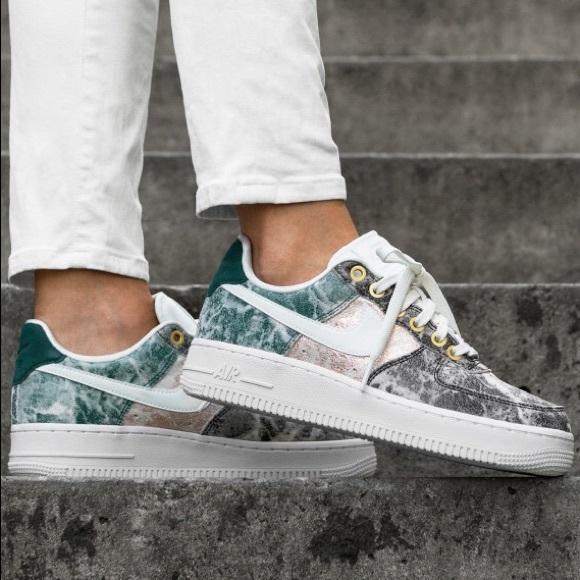 dfa4928859a8 Nike Shoes | Nwt Air Force 1 Lxx Marble | Poshmark